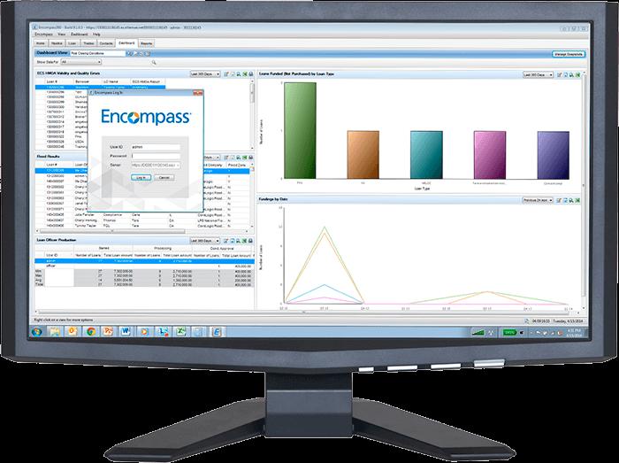 Encompass screenshot